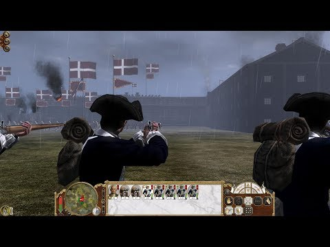 Empire Total War Prussia Grand Campaign part 5 battle for copenhagen.