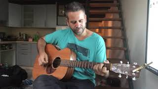 I Guess That's Why They Call It The Blues (Elton John)- Acoustic Cover