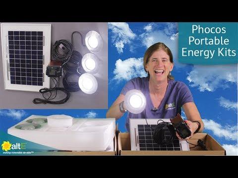 Phocos LS Portable Energy Kits