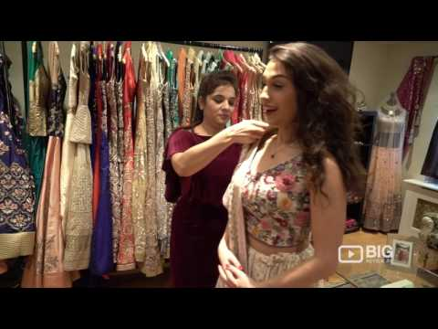 Neetikas Couture, a Fashion House in London for Indian Fashion or for Formal Wear