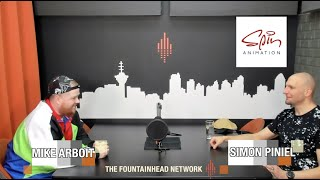 The Fountainhead Network Presents PoCommunity Episode 38: Simon Piniel from Spin Animation
