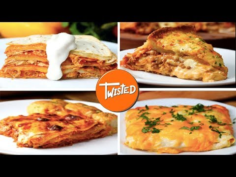 15 Loaded Lasagna Recipes  | Twisted