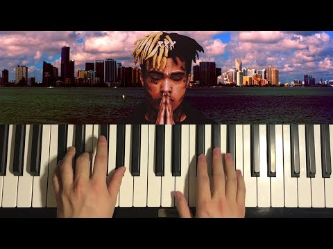 XXXtentacion - I Spoke To The Devil In Miami He Said Everything Would Be Fine (Piano Tutorial)