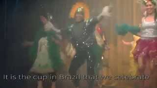 Kelly Bola - Chuta a Bola / Kick The Ball ( Official  2nd clip)