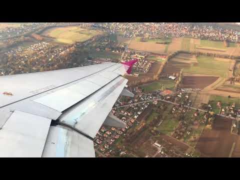 Flight Basel - Tuzla / Let Bazel - Tuzla. Take off / polijetanje  (19.11.2017.)