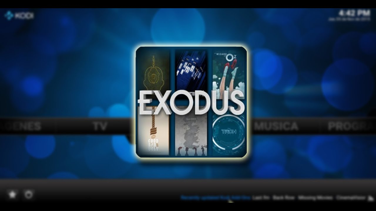 Como Instalar Exodus en Kodi | How to install Exodus in Kodi - Mundo Kodi - YouTube