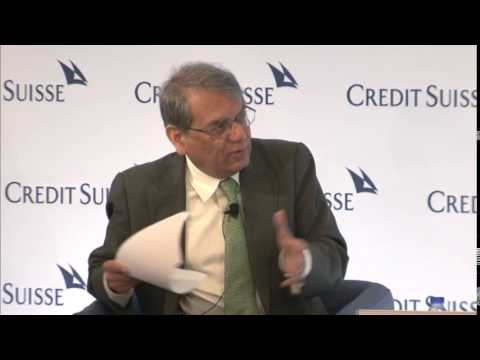 AIC 2014 Keynote: The Global Economy - What Lies ahead?