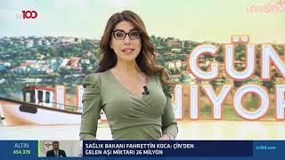 Ela Rumeysa Cebeci Gün Uyanıyor Minili FRİKİK