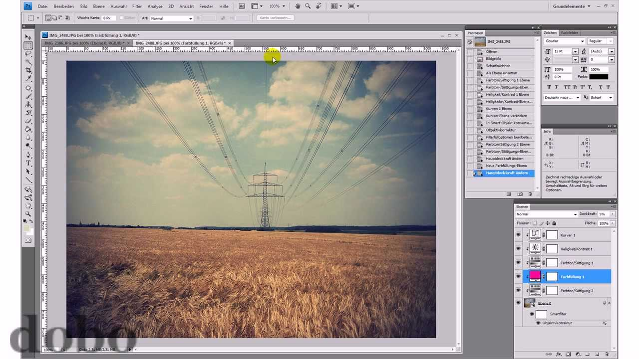 30 Free Photoshop Actions for Retro & Vintage Effects