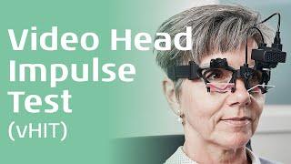 Video Head Impulse Testing: Interpretation - Interacoustics Academy