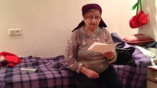 Бабушка рассказывает как вылечить понос
