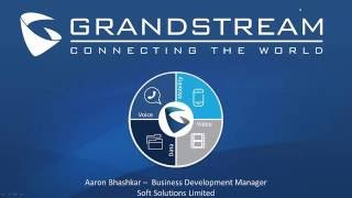 Grandstream Product Update - Sept 2016