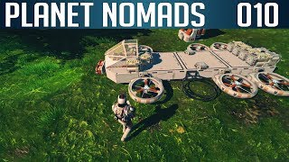 PLANET NOMADS #010 | Mehr Schub mit Airblades | Let's Play Gameplay Deutsch thumbnail