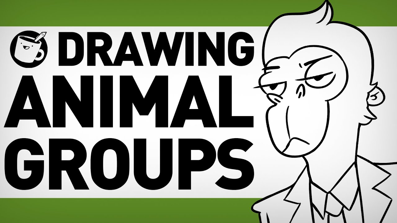 Drawing Groups Of Animals
