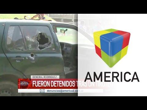 Cayeron los líderes de la Banda del millón tras un tiroteo en General Rodríguez