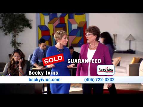 Becky Ivins, Oklahoma City Real Estate Agent Endorsed by Barbara Corcoran
