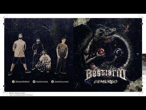 Bestiario – Demiurgo (Full Album 2016) ★Nu Metal and Alternative Metal from Argentina★