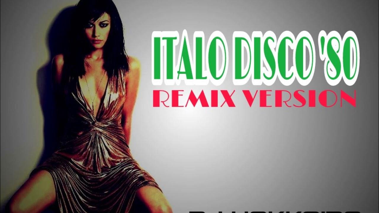 Classics Italo Disco '80 Remix Version DJ Hokkaido