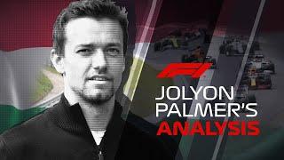 Jolyon Palmer's Analysis: Pre-Race Drama At The 2020 Hungarian Grand Prix