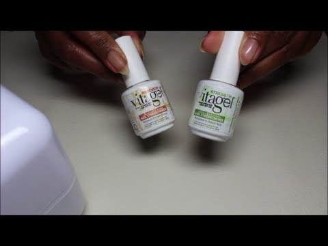 Gelish Vitagel Recovery Application