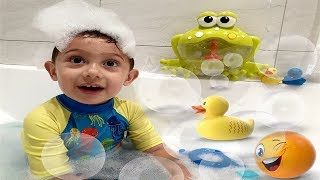 Bath Song +Nursery Rhymes song for Kids | Baby Song | Nursery Rhymes for Babies
