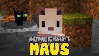 DIESE KLEINE KATZE ZEIGT UNS IHR GROßES GEHEIMNIS ✿ Minecraft MAUS #22