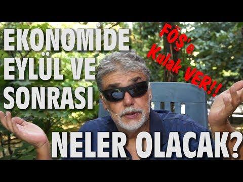 Eylül ve Sonrası Ekonomide Türkiye'yi Neler Bekliyor?