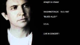 "ANDY SUMMERS - straight no chaser (Washington,DC   ""blues alley"" 10-3-97)"