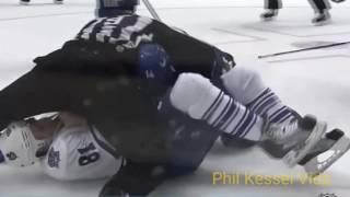 Phil Kessel All Fights