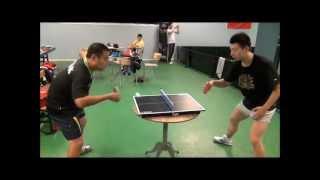 видео История настольного тенниса