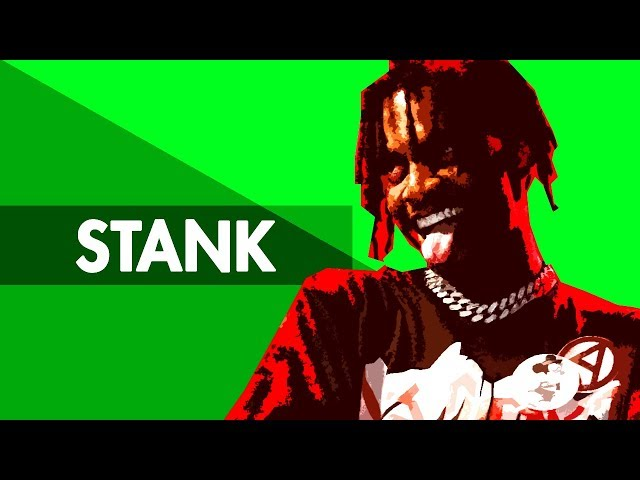"""STANK"" Lit Trap Beat Instrumental 2018 | Dope Wavy Rap Hiphop Freestyle Trap Type Beat | Free DL"