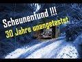 Edelweiss Scheunenfund / Barnfind - Adler Trumpf Junior und Ardie Sport