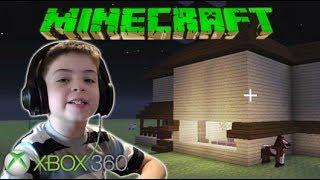 CASA MEA CONSTRUITA IN MINECRAFT | Xbox 360