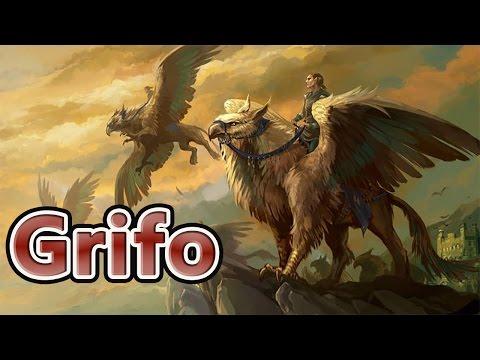 O Grifo - Bestiário Mitológico #12 - Foca na História