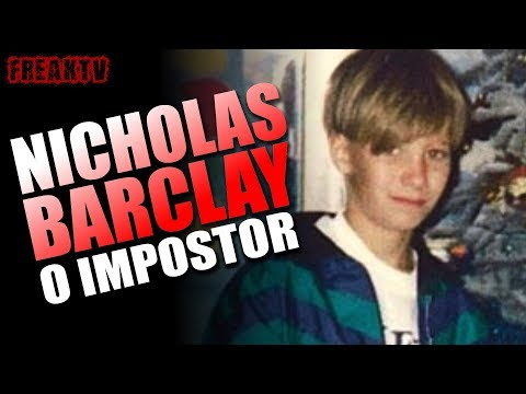NICHOLAS BARCLAY O IMPOSTOR