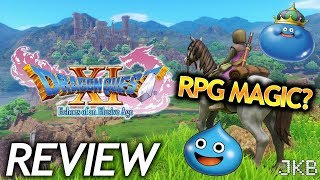 Dragon Quest XI Review BEST JRPG THIS GEN? | JKB