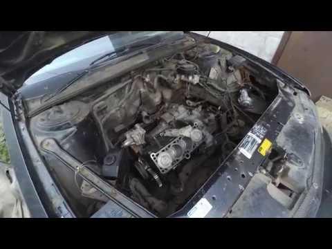 Шевроле Люмина -1,8 VW \ кпп VW-T4 \ ч.2