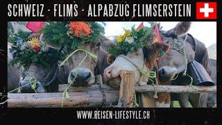 Graubünden - Alpabzug Flimserstein 2018, reisen-lifestyle.ch