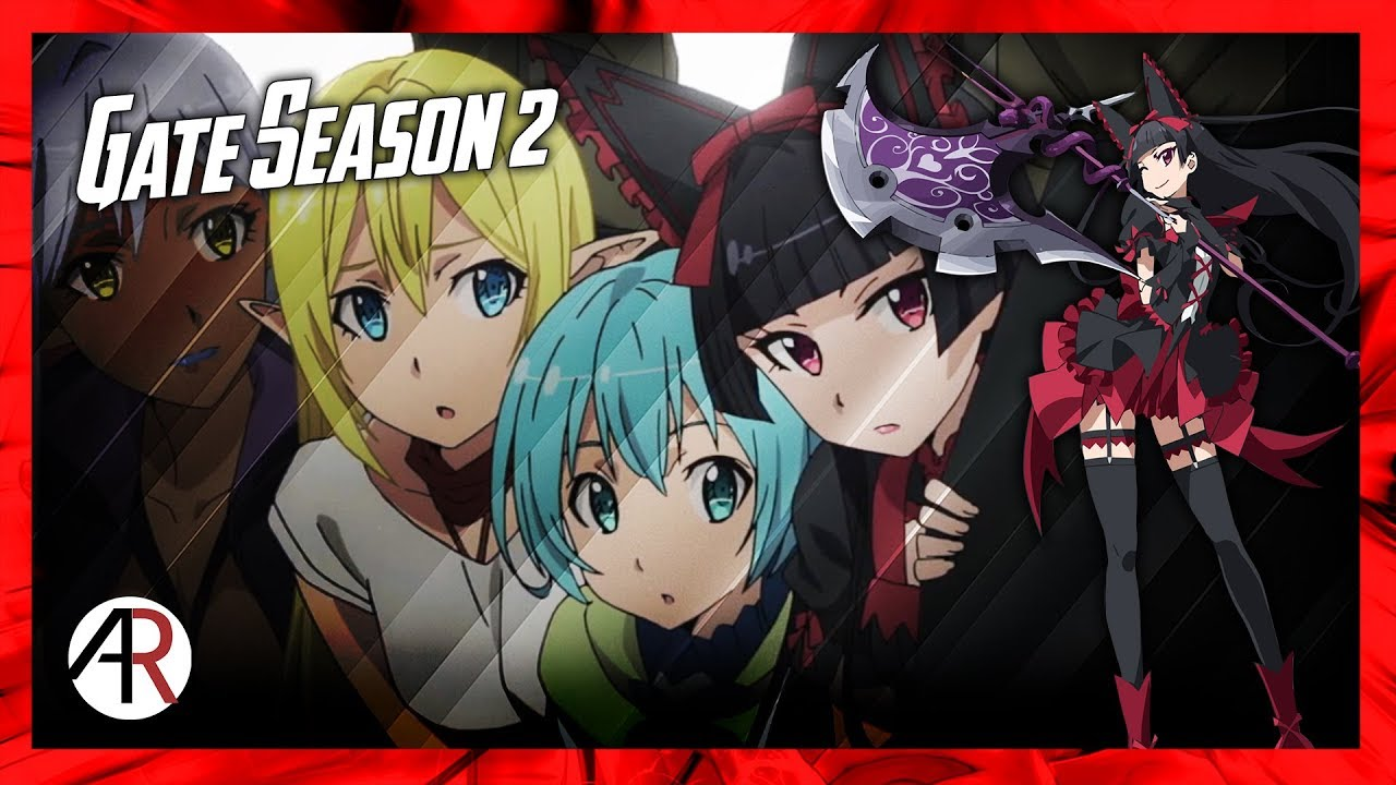 Gate Anime Staffel 2