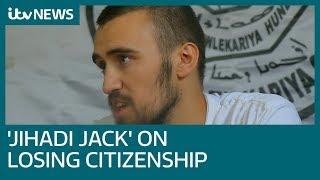 Jihadi Jack krijgt van ITV te horen dat hij geen Britse burger meer is: 'Geen verrassing'