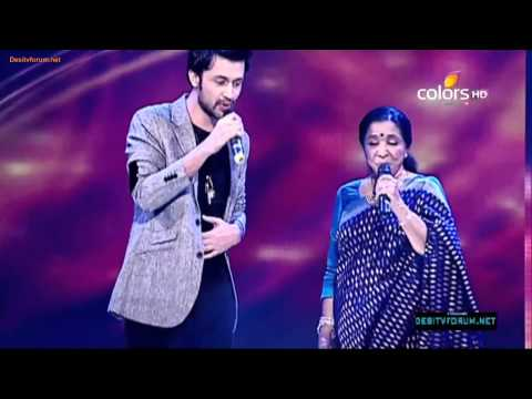 Atif Aslam   Asha Bhosle Sings  Chura Liya Hai Tumne  At Sur Kshetra Promo HD   YouTube