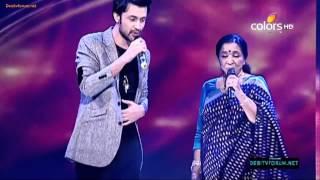 Atif Aslam   Asha Bhosle Sings  Chura Liya Hai Tumne  At Sur Kshetra Promo HD   YouTube