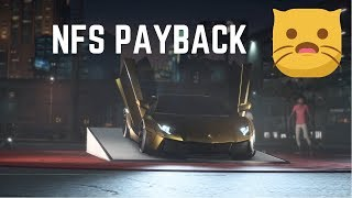 NFS payback best mission (Stealing golden aventador) | Double OR Nothing