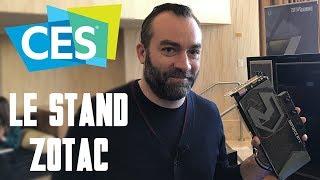 [Cowcot TV] CES 2019 : Le Stand ZOTAC