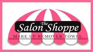 Salon Shoppe Make-Up Remover Towel