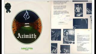 Azimuth- LP Azimuth 1975-Album Completo/Full Album