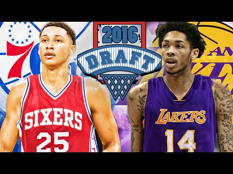 2016 NBA Draft Predictions + NBA Draft Trades! Jimmy Butler? DeMarcus Cousins?
