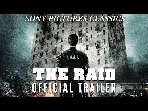 The Raid | Official US Trailer HD (2011)