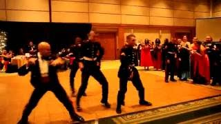 Marines Being Marines At the Ball
