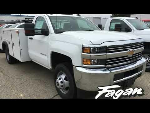 New 2018 Chevrolet Silverado 3500hd Janesville Wi Rockford Wi 18673